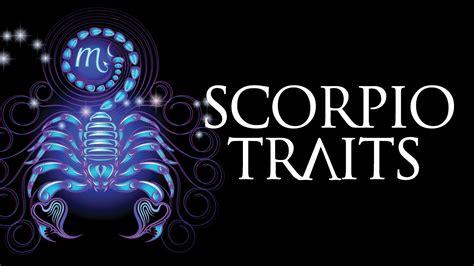 Scorpio Personality Traits  Scorpio Traits and ...