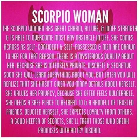 Scorpio Woman | Astrology, Personality | Pinterest
