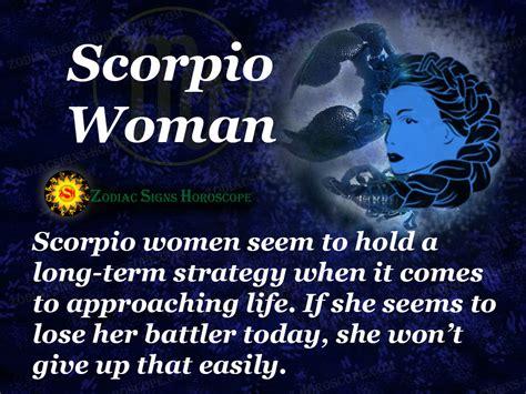 Scorpio Woman: Personality Traits and Characteristics Of A ...