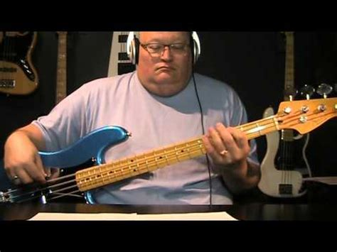 Scorpions   Big City Nights   Bass Cover   with Notes ...