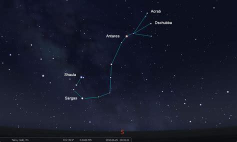 Scorpius  Escorpio  | Constelaciones
