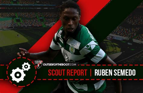 Scout Report: Ruben Semedo | Sporting s All Action ...