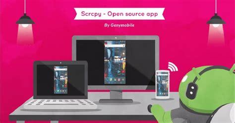 Scrcpy: te permite hacer mirroring de la pantalla apagada ...