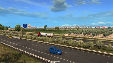 SCS Software s blog: Iberia: Fruit, Crops & Farms