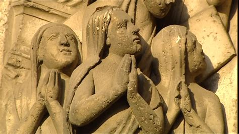 Sculpture / Cathédrale / Chartres / France SD Collection ...