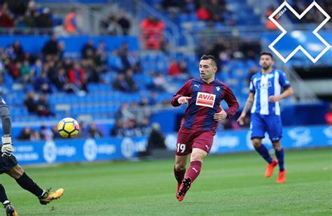 SD Eibar on Twitter:  35  |0 1| Buena presión alta del ...