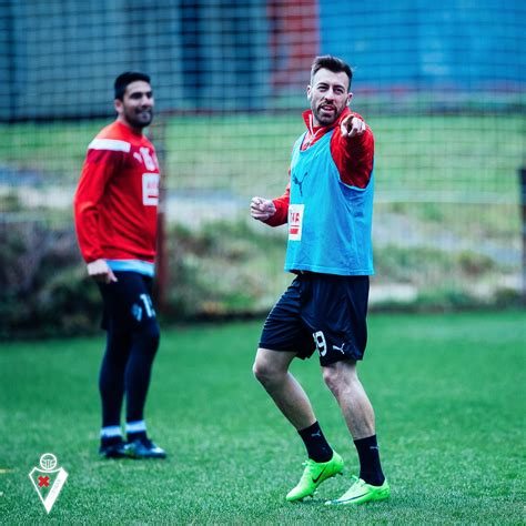 SD Eibar on Twitter:  Han entrenado con normalidad ...