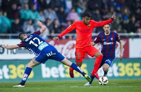 SD Eibar v FC Barcelona   La Liga   Zimbio