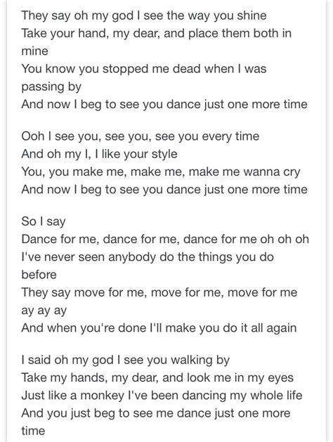 'dance monkey'   tones and i | Me too lyrics, Cool lyrics ...