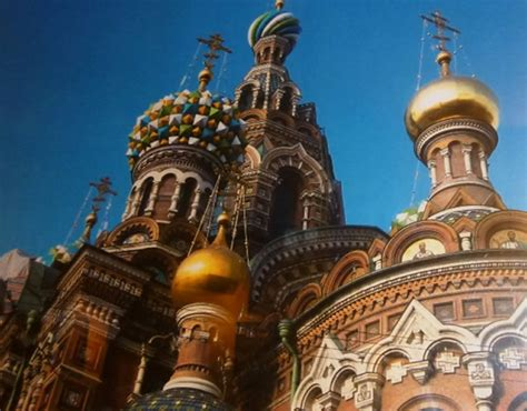 'Dos capitales de Rusia. Moscú y San Petersburgo' en la ...