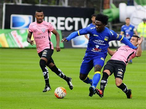 Se adelanta jornada de Serie A por partidos de Ecuador en ...