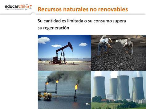 ¿Se agotan los recursos naturales?   ppt descargar