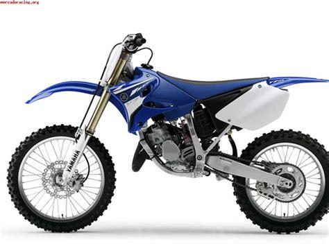 Se compra moto de cross de 125cc