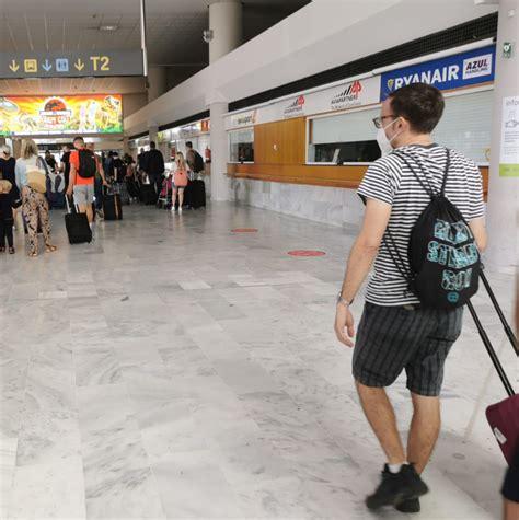 Se desploma la actividad de handling en el aeropuerto ...