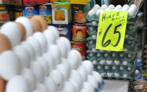 Se dispara precio del huevo por gasolinazo: vendedores ...