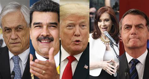 Se filtra el Guatsapp de los líderes mundiales para ...