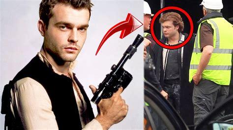 Se Filtran Imágenes de la Película de Han Solo   Star Wars ...