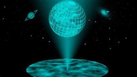¿Se puede decir que el Universo es un holograma?