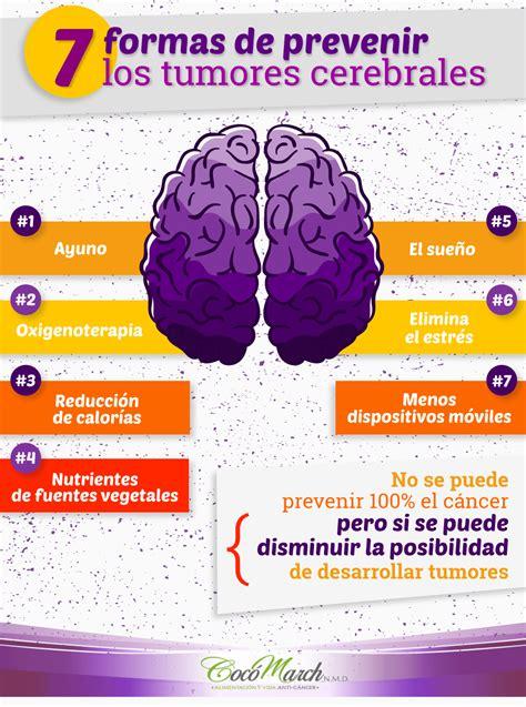 ¿Se Pueden Prevenir Los Tumores Cerebrales? | Coco March