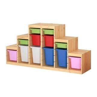 Se vende Combinación de almacenaje con cajas, pino ...