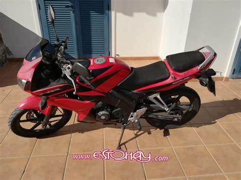 Se vende Moto Honda CBR125 Playa Blanca » EstoHay.com ...