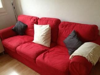 Se vende Sofá 3 plazas, IKEA SEGUNDA MANO serie EKTORP ...