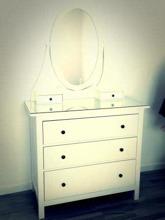 Se vende Tocador blanco, IKEA SEGUNDA MANO serie HEMNES ...