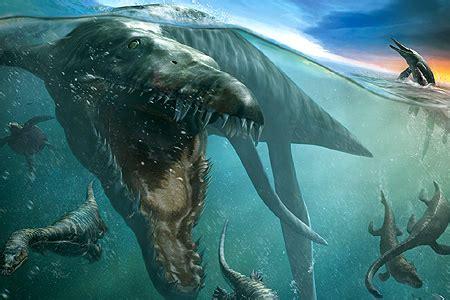 Sea Rex, los primeros Dinosaurios y verdaderos monstruos ...