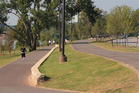 Search Tulsa Homes for Sale close to Tulsa s River Parks