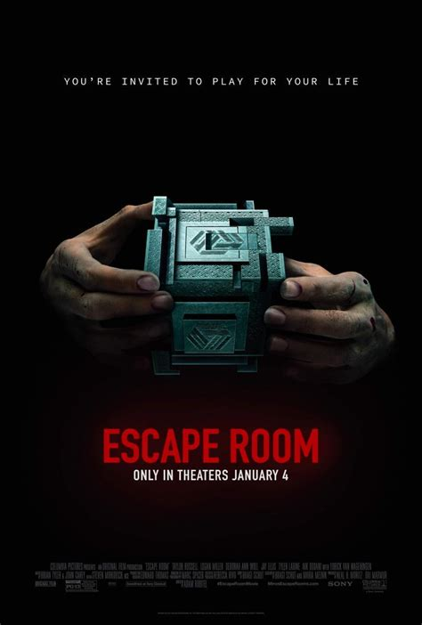 Sección visual de Escape Room   FilmAffinity