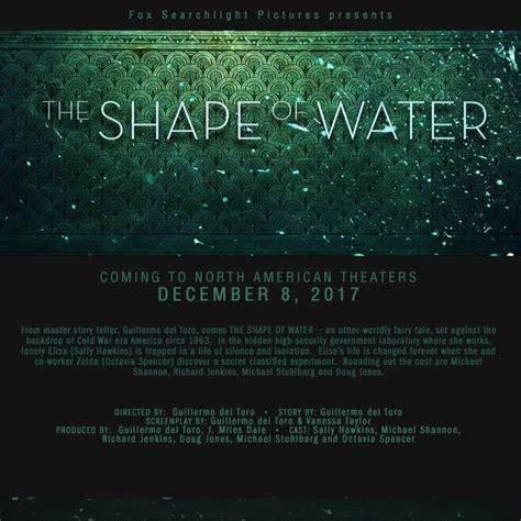 Sección visual de La forma del agua   FilmAffinity