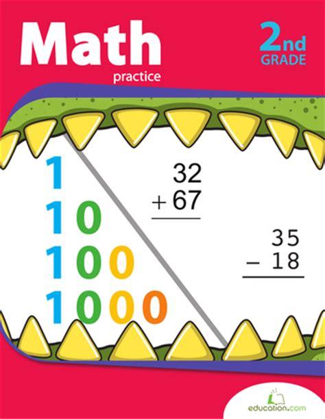 Second Grade Math Practice | Workbook | Education.com