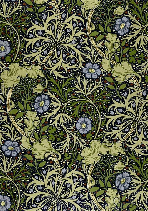 Secondary Research  William Morris | Interactive Storytelling