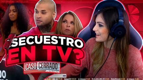 ¿SECUESTRO EN TV? | Cristinini   YouTube