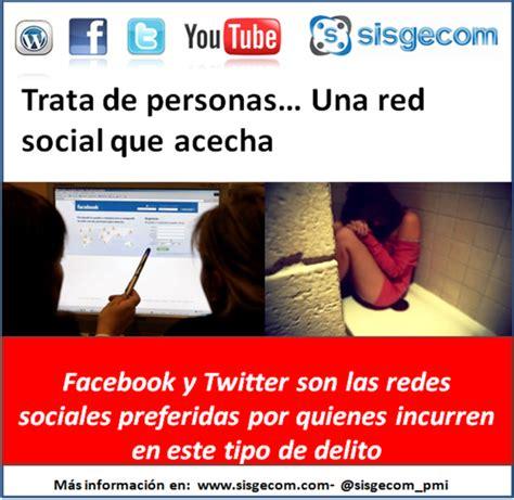 Secuestros con ayuda de las Redes Sociales