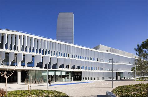 Sede BBVA en Madrid / Herzog & de Meuron | Plataforma ...