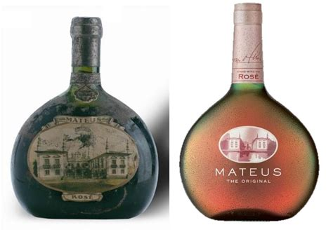 SEDIMENT: And if one green bottle… : Mateus Rosé