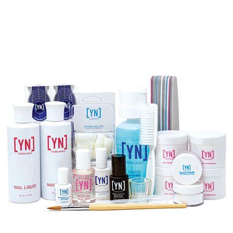 Seducete   Kit Young Nails PRO Kit Uñas acrílicas ULTIMATE ...