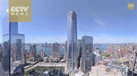 See how the New World Trade Centre was rebuilt in 90 ...