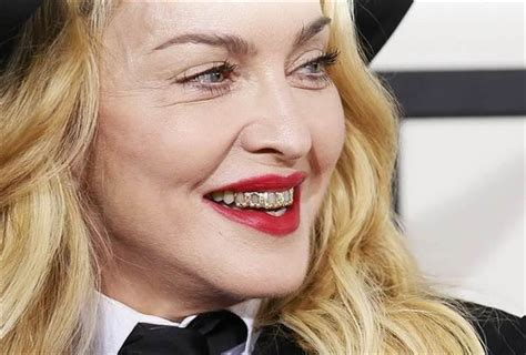 See Madonna s crazy Grammy looks throughout the years ...