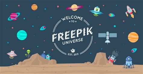 See our brand new Video  Welcome to Freepik Universe ...