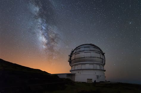 See the cosmos through the world's largest telescope with ...