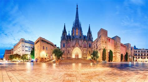 See the most beautiful places in Barcelona in 3 days