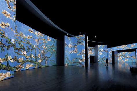 See the works of Vincent Van Gogh in a whole new light at ...