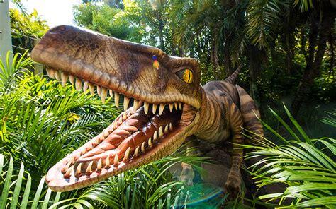 See Universal Orlando s Jurassic Park Raptor Encounter [VIDEO]