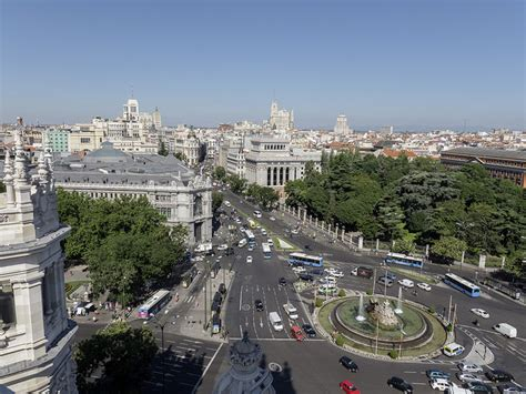 Seeing Madrid Tourist Attractions by Car | Spain For Pleasure