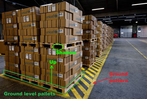 Segmentation of Pallets from images   Stack Overflow