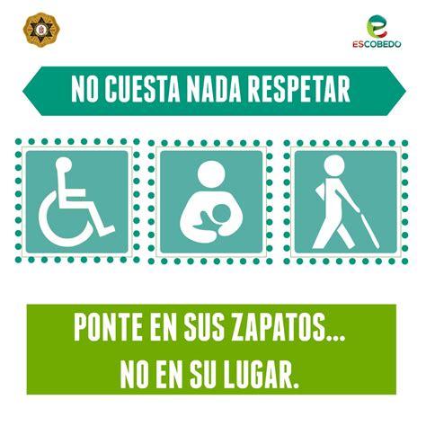 SegPubEscobedo on Twitter:  RESPETEMOS LUGARES PREFERENTES ...
