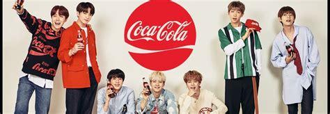 Según funcionarios de Coca Cola, BTS ha firmado un ...