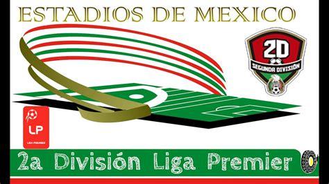 Segunda División Liga Premier   YouTube
